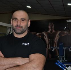 Тренер Миронов Роман - Сумы, Тренажерные залы